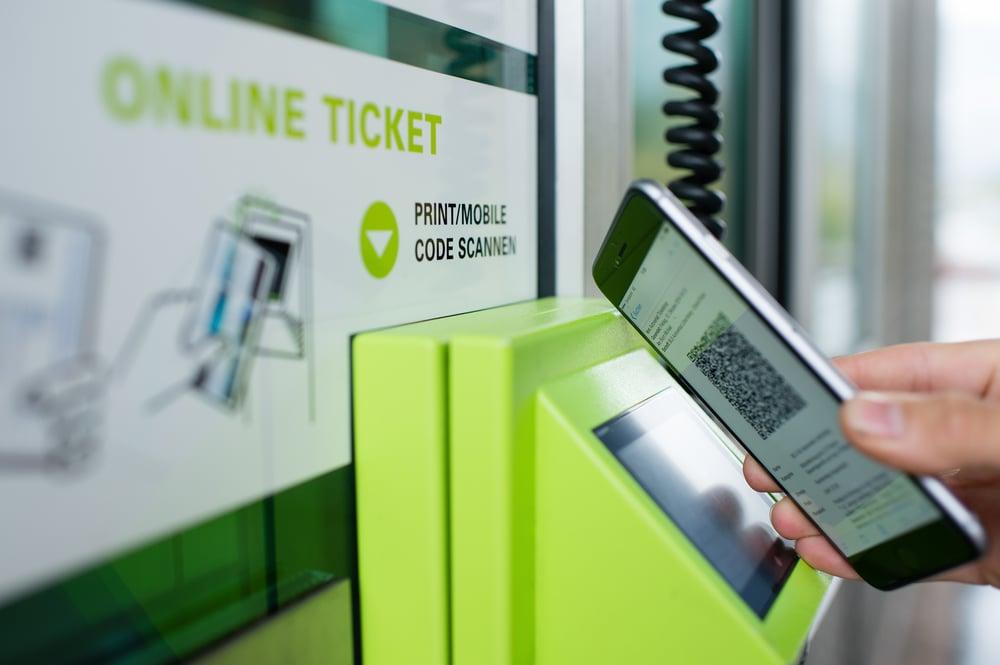 Autoverlad-Online-Ticket