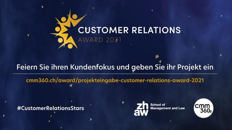 Customer RelatiosnAward-2021-cmm360_Banner