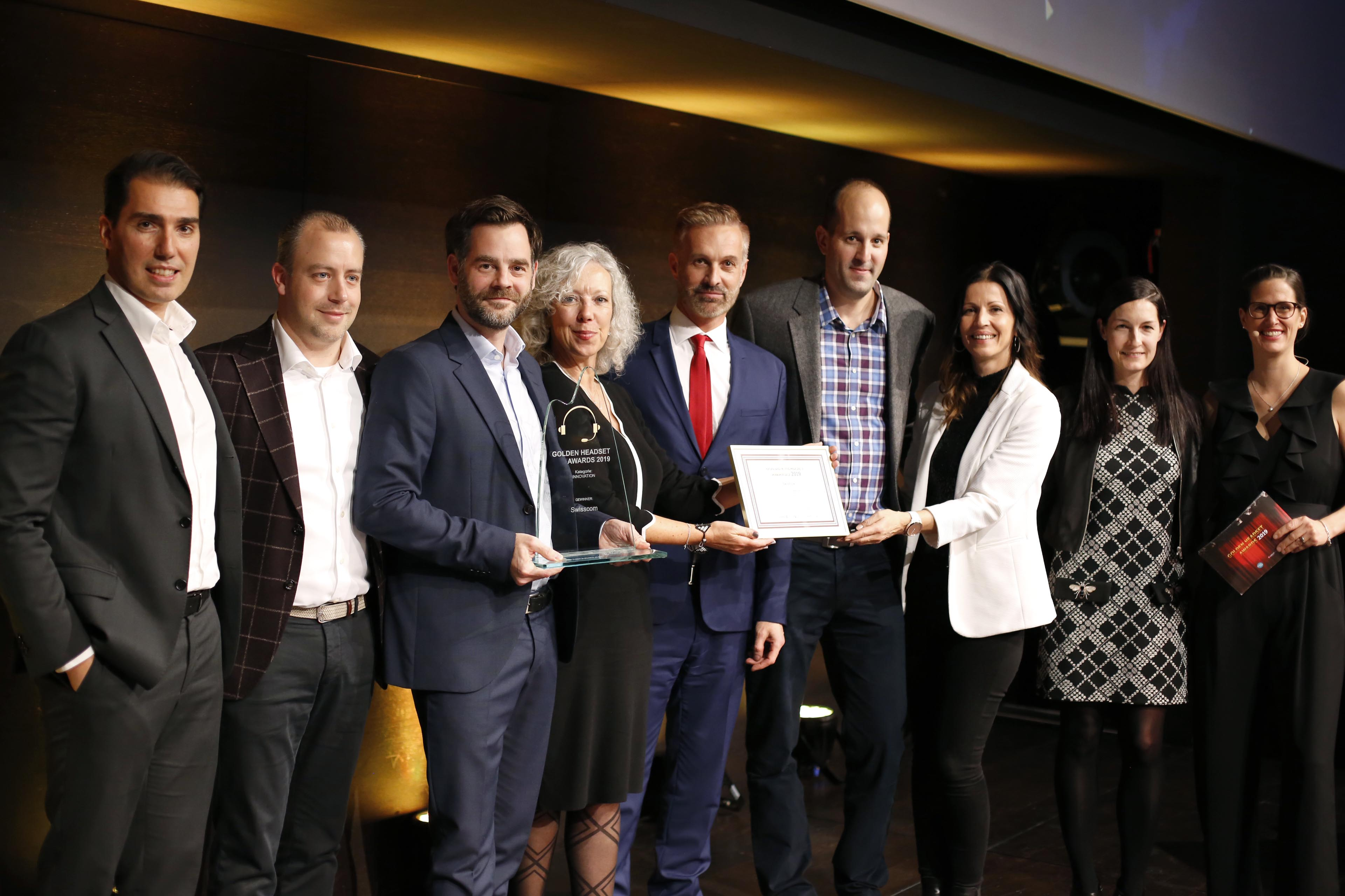 Gewinner-Innovation-Award_Golden-Headset-Awards-2019_cmm360_Swisscom