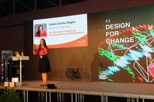 Kathrin-Cecile Ziegler am Digital Summit 2018
