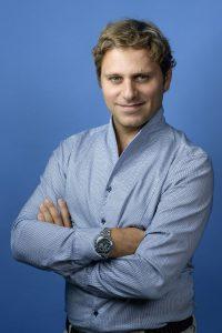 Pascal Kaufmann, Co-Founder Starmind