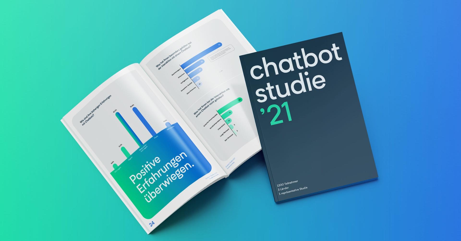 DACH-Studie zu Chatbots im 2021: Digitale Helfer weiter auf dem Vormarsch_cmm360