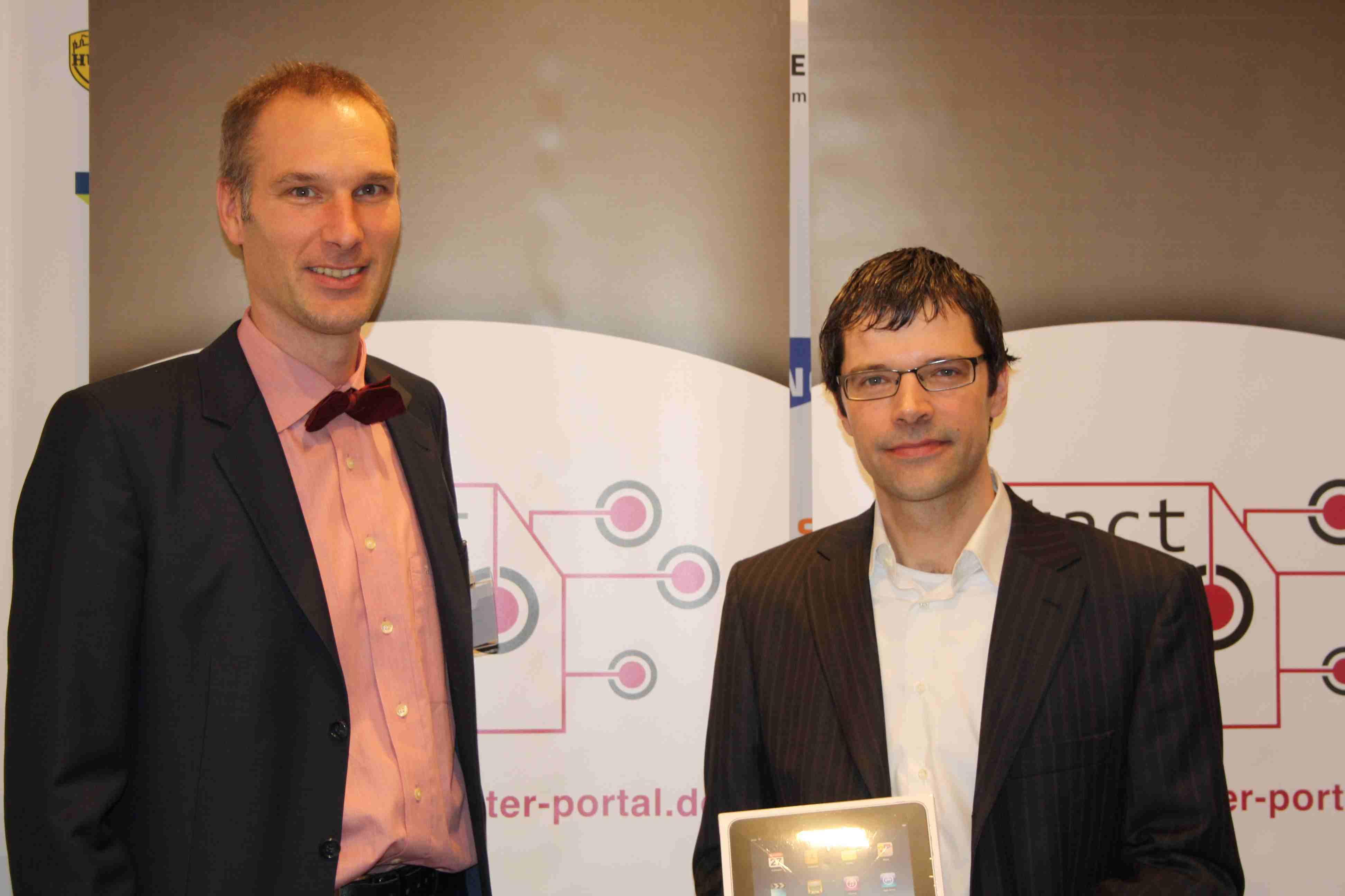 2011 Preisübergabe_Markus-Grutzeck