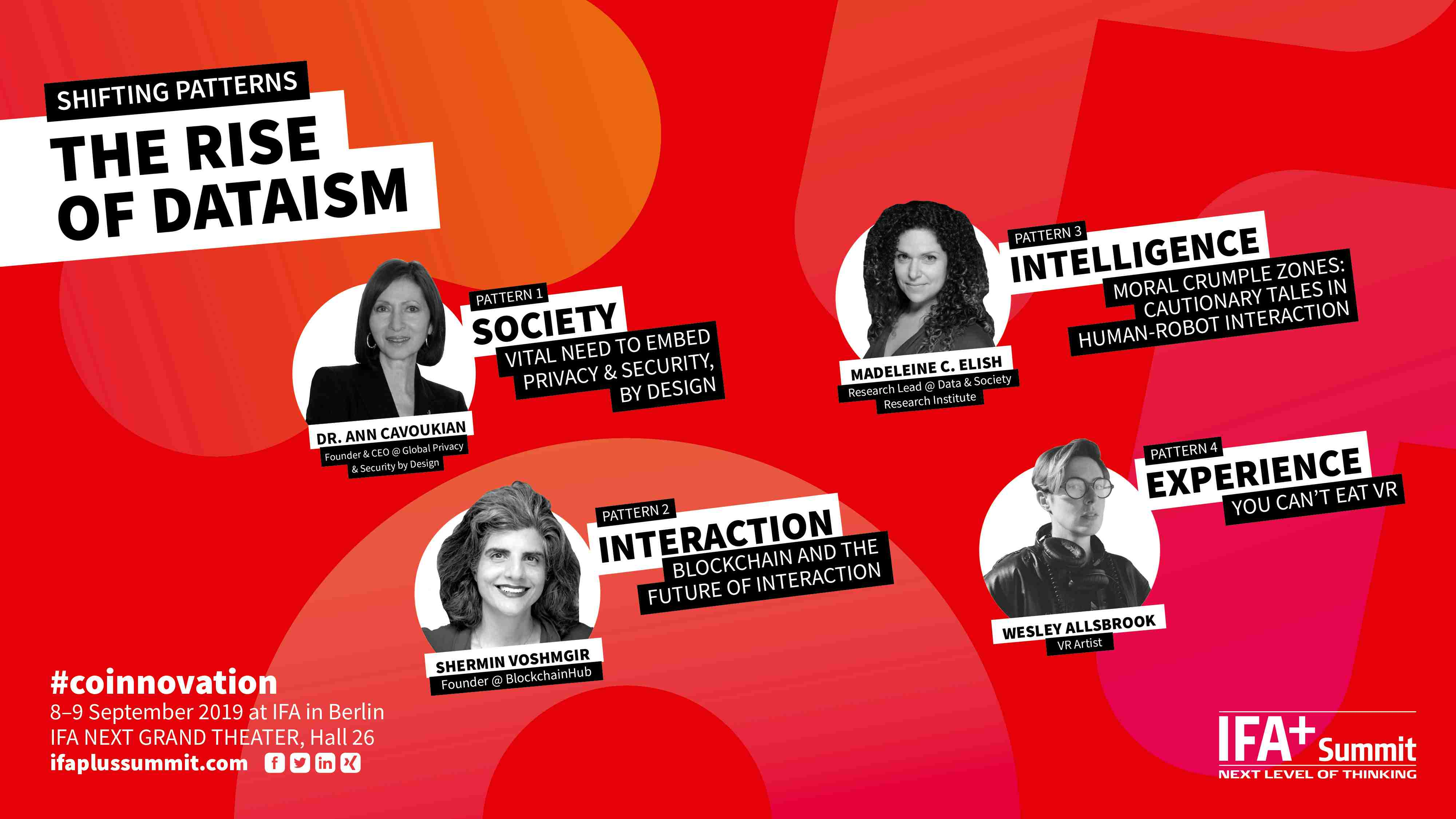 IFA  Summit_female tech pioneers