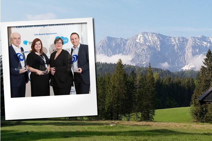 Im Rahmen der CCW 2021 vom 28. Juni bis 1. Juli wird erstmalig der Award «European Customer Champion» vergeben und löst den CAt-Award damit ab.