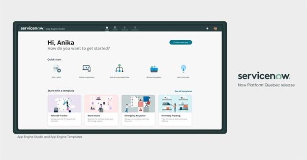 ServiceNow stellt neue Quebece Release Version vor und bietet erweiterte native KI-Funktionen sowie neue Low-Code-App-Entwicklungstools_cmm360