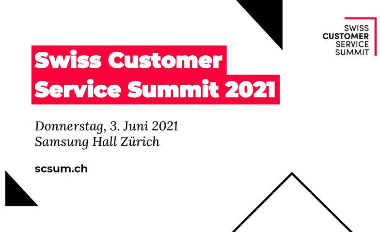 Swiss Customer Service Summit_cmm360
