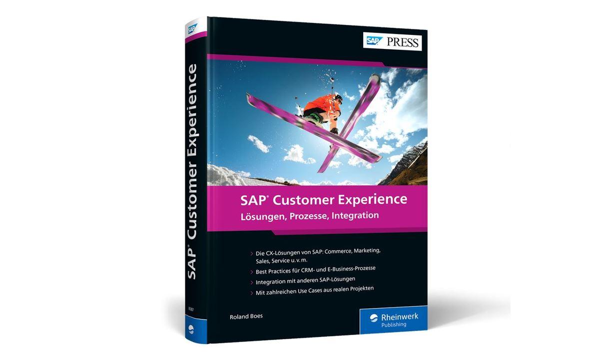 Neuerscheinung: Customer Experience mit SAP erstmalig in vollem Umfang beschrieben_cmm360